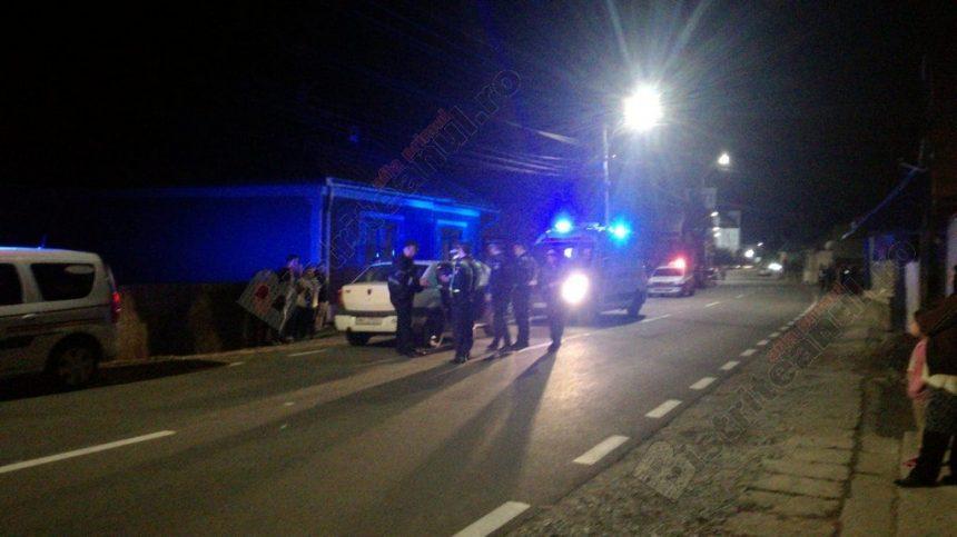 FOTO: Rupt de beat a lovit un minor în Rodna, după care a fugit