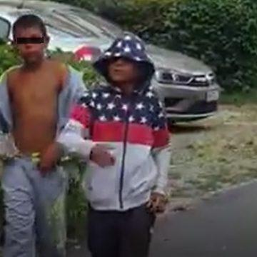 """VIDEO: Lacunele legislației """"creează"""" copii ce trag din pungi cu prenadez și fac semne obscene"""