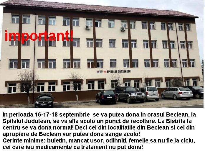 Locuiești în Beclean sau în apropiere? Ai ocazia să fii EROU!