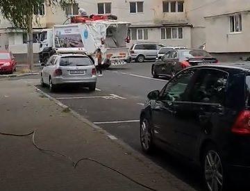 VIDEO: Dorel de la Supercom n-a încăput de…cablurile de curent!