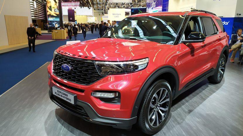 Ford dezvăluie o gamă de vehicule electrificate care va depăși gama de modele cu motorizări convenționale benzină și diesel până în 2022