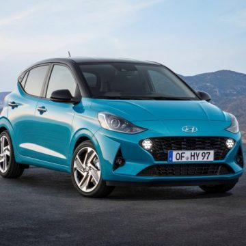Hyundai dezvăluie noul i10, înaintea debutului oficial de la Frankfurt