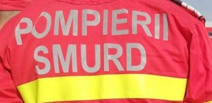 Un pompier aflat în concediu a suferit arsuri pe 30% din corp, în urma unui accident casnic