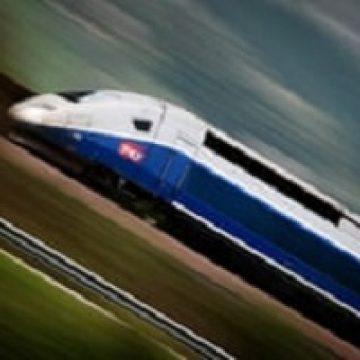 """Va """"zbura"""" trenul prin județ! Mai multe porțiuni de cale ferată intră în reparații pentru mărirea vitezei în zonă!"""