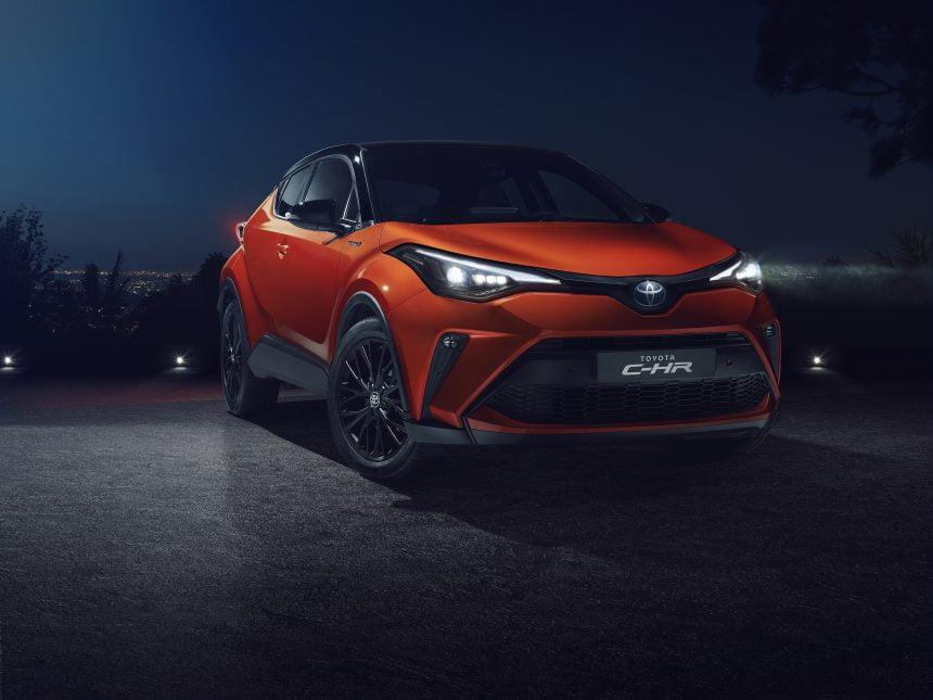 Noua Toyota C-HR evadează din tipare!