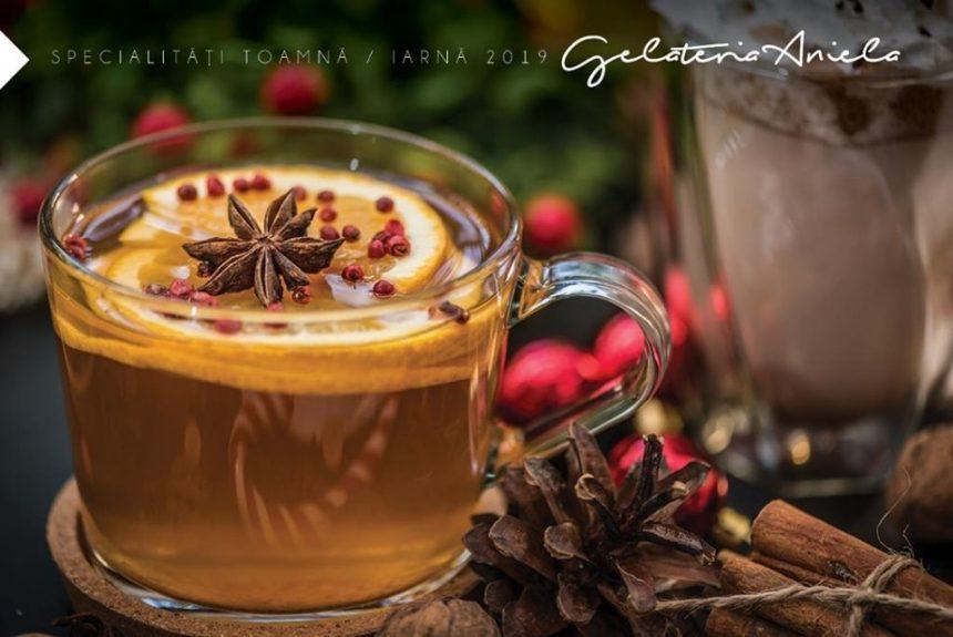 Gelateria Aniela: Toamnă cu miros de lapte și scorțișoară!