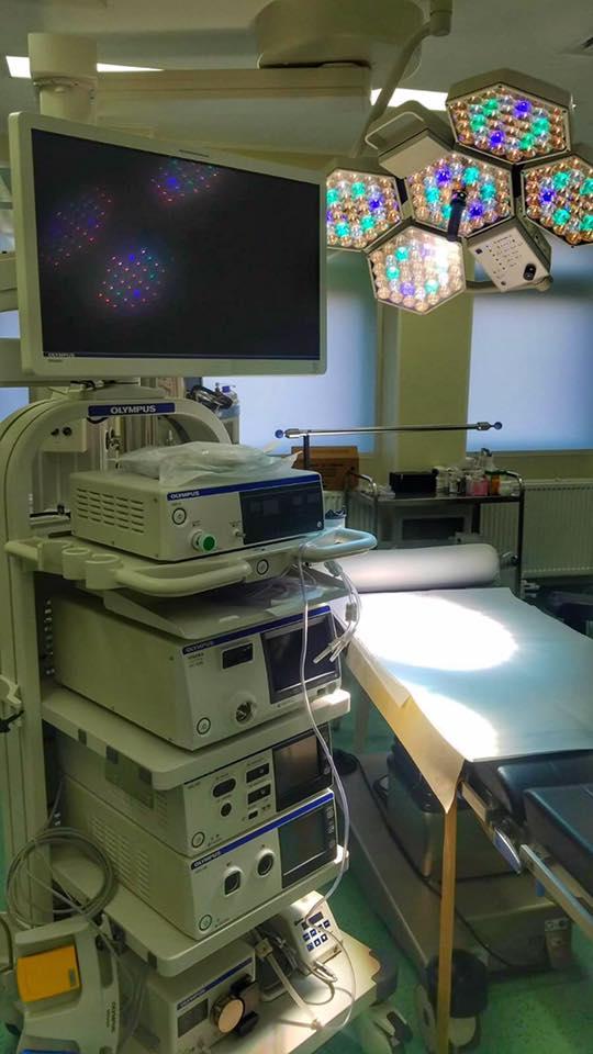 ÎNCĂ un aparat nou, de peste 100.000 de euro, la Spital! VEZI la ce secție: