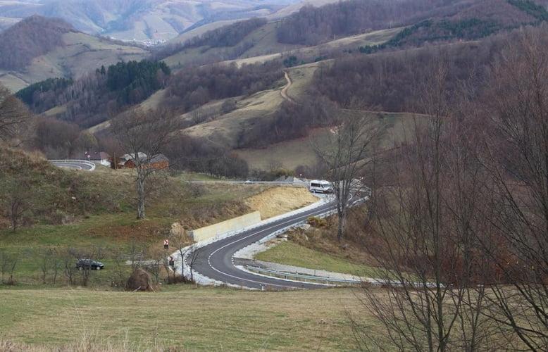 VIDEO: Grigore Leşe a comparat un loc din Bistriţa-Năsăud cu Elveţia!
