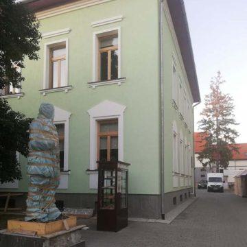 Statuia lui George Coşbuc va fi dezvelită vineri, la Bibliotecă. Alte evenimente de excepţie