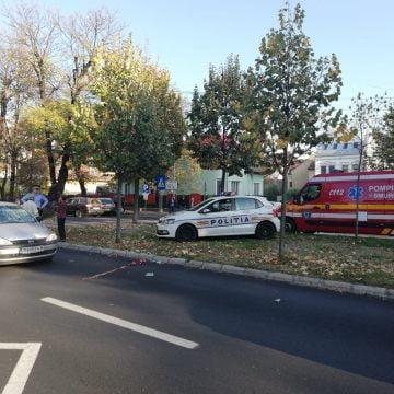 VIDEO- Momentul IMPACTULUI la accidentul de pe Republicii