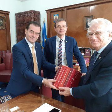 ALEGERI 2019:  Ludovic Orban, primul premier desemnat care consultă societatea civilă ȋnainte de ȋnvestitură