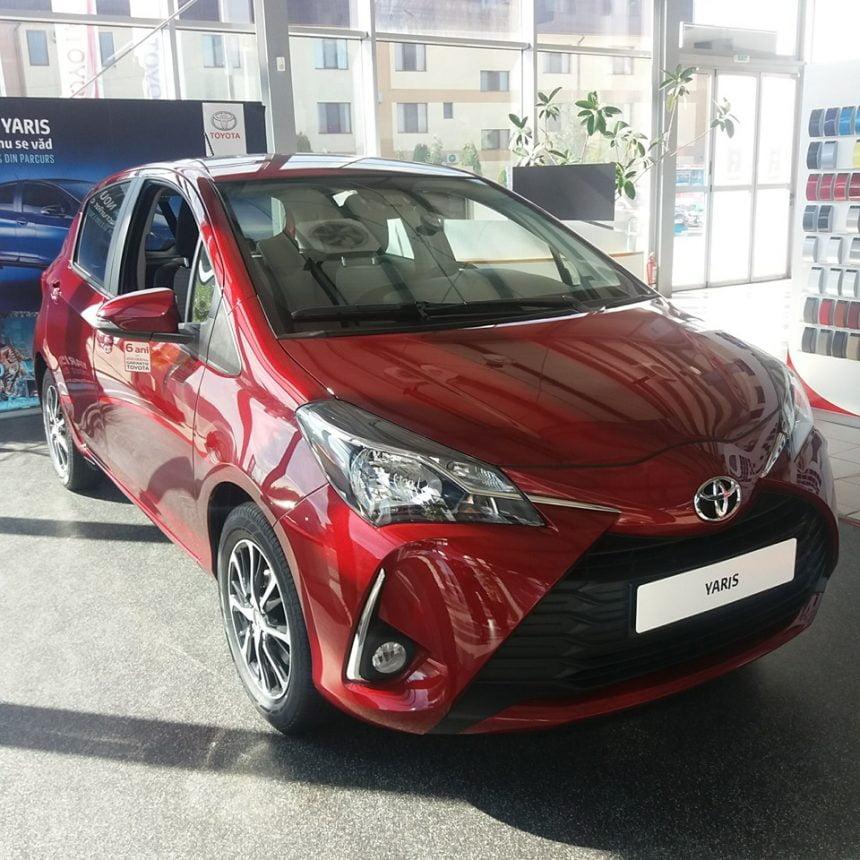 Noul Toyota Yaris – proiectat pentru viața urbană