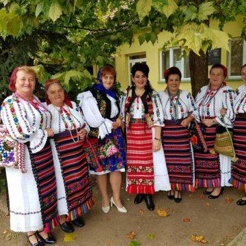 FOTO: Virginia Linul, distinsă cu titlul de Cetăţean de Onoare, în Ungaria!