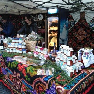 BISTRIŢA: Ziua naţională a produselor agroalimentare româneşti