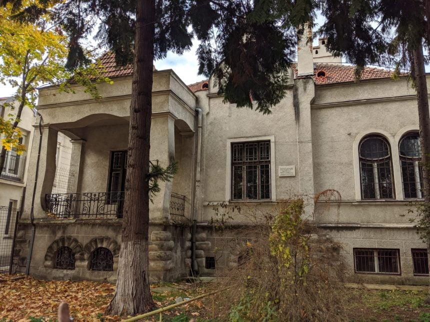 VIDEO: Fosta casă a fratelui lui Eminescu, transformată în loc de cercetare și colecție culturală