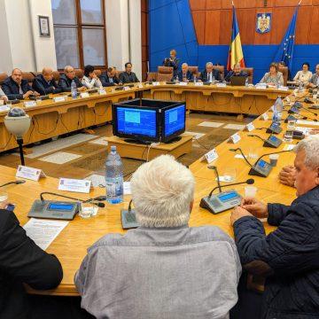 VIDEO: Război între președintele CJ și consilieri, înainte de prima ședință! Motivul: Împărțirea banilor la primării