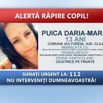 VIDEO – Minora ce ar fi fost răpită de unchiul său a fost găsită! UNDE era: