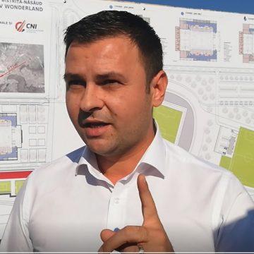 Suciu: Nu vreau ca Turc să eșueze, pentru că ar suferi bistrițenii! Dar să facă bine să finanțeze sportul!