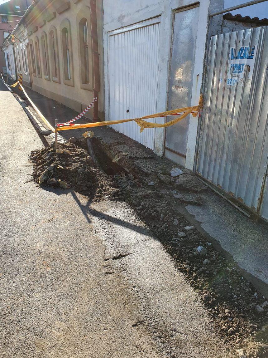 FII REPORTER: Cel mai bine se lucrează pe străzi și trotuare proaspăt asfaltate