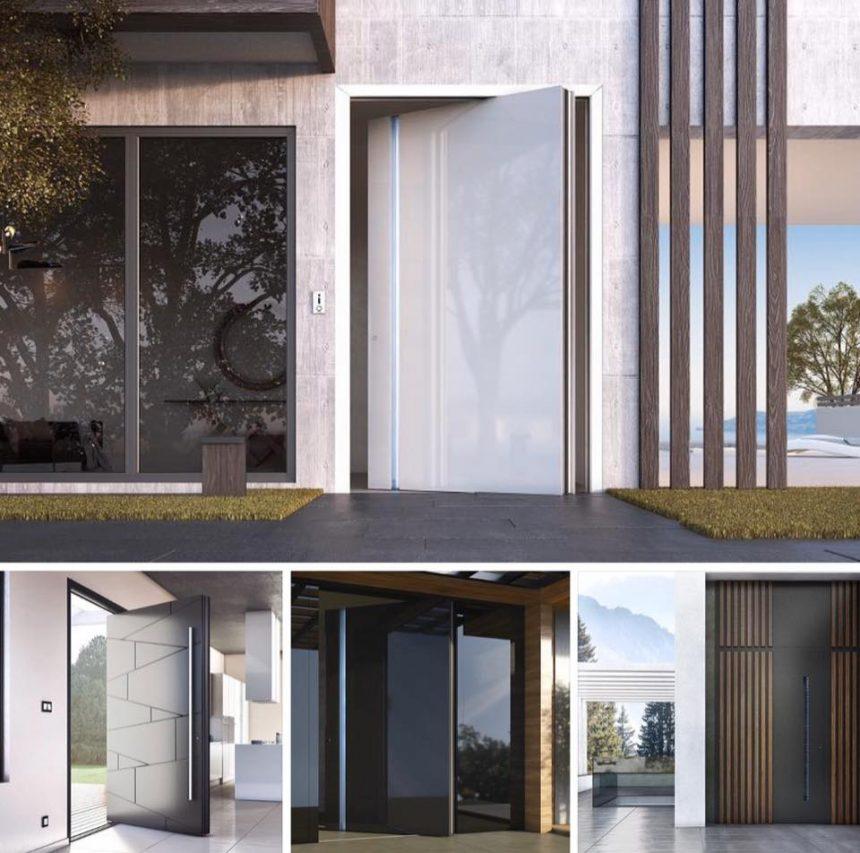 INEDIT: Ai o poză cu casa ta?! VEZI cum i-ar sta cu o ușă nouă de la MetGlass! E atât de simplu…