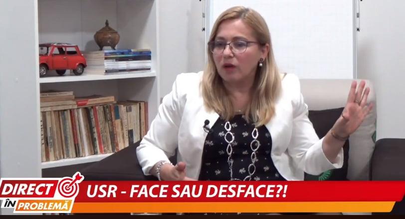 """VIDEO:  """"Victime"""" colaterale? Cristina Iurişniţi, despre orele reduse şi propunerea de ministru la Educaţie"""