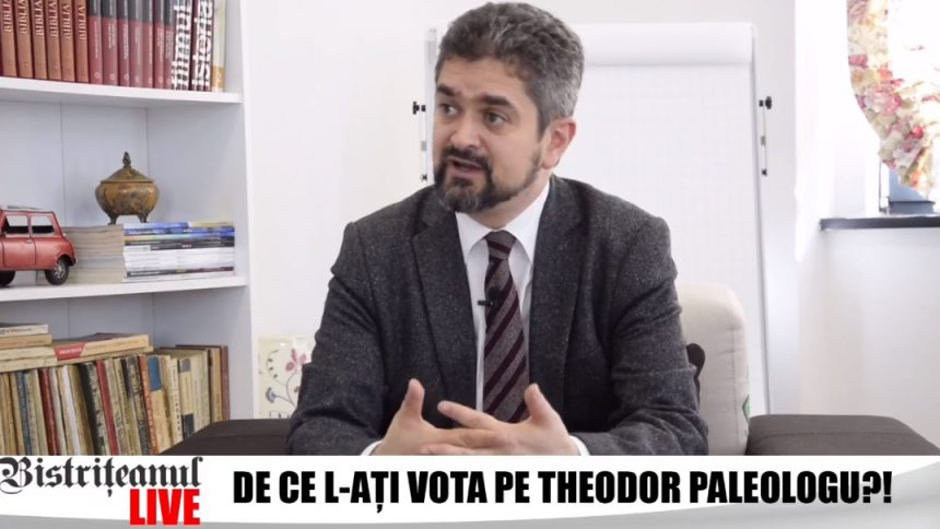 Theodor Paleologu: Afaceri în domeniul Educației? Se poate, dacă nu-și bagă coada Statul Român