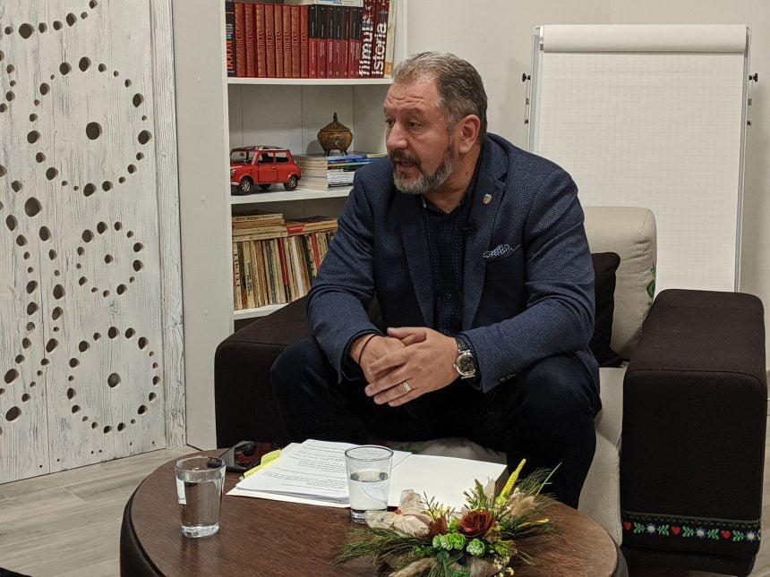 """Radu Moldovan: """"Președintele PNL, domnul Turc, trebuie aplaudat"""". În ce context l-a lăudat șeful județului pe """"rivalul"""" său"""