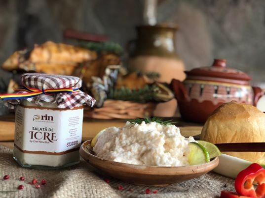 Produsele din pește de la Romuli au ajuns în prima alimentară ca odinioară dedicată produselor tradiționale