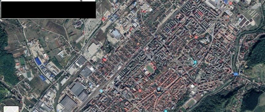 Patru străzi din Bistrița, cap de listă în proiectele de asfaltare din 2020
