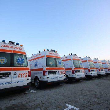 Autosanitare noi pentru Serviciul de Ambulanță Județean