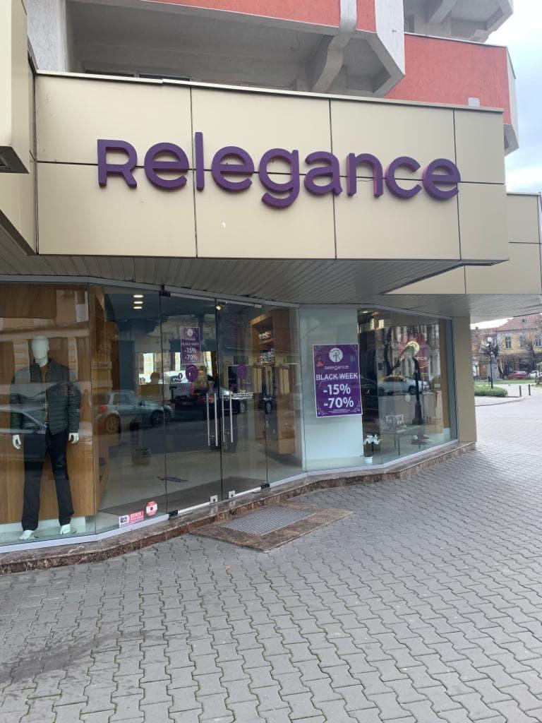Profită de super reduceri la Relegance! Black week te așteaptă cu prețuri mai mici cu până la 70%