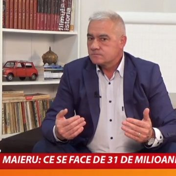 VIDEO:  Când vor fi asfaltate străzile din Maieru?