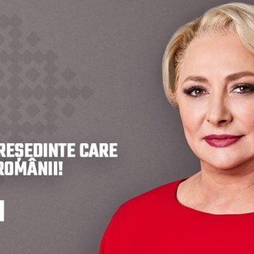 ALEGERI 2019: Viorica Dăncilă a făcut lista celor 10 greşeli aleechipei de majorete a lui Klaus Iohannis