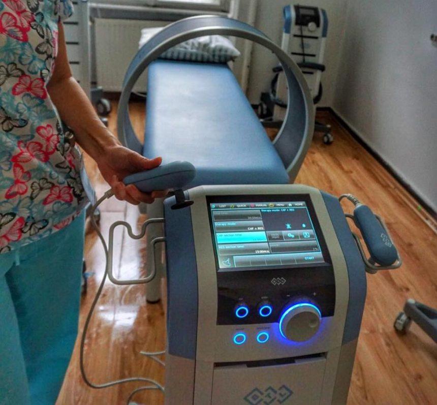 Cea mai modernă terapie cu radiofrecvență existentă, disponibilă la Spitalul Județean