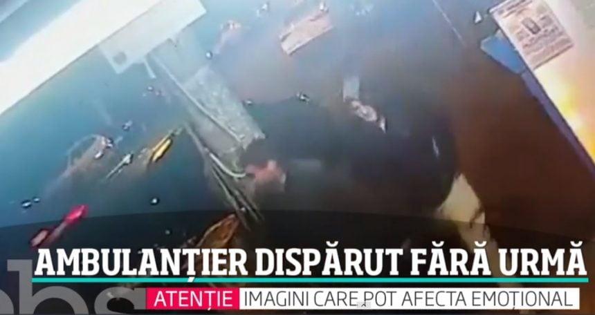 Taximetrist audiat după ce a transportat la Bistrița posibilii călăi ai unui ambulanțier dispărut fără urmă