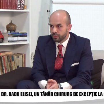 Dr. Radu Elisei: Suntem o echipă extraordinară de chirurgi, la Spital!