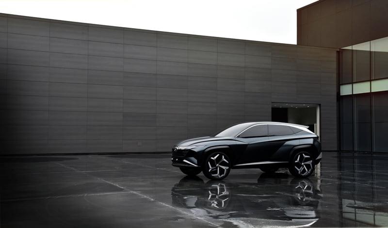 Hyundai prezintă Vision T – conceptul SUV plug-in hybrid