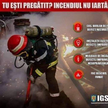 E atât de simplu să salvezi vieți! AFLĂ cum poți reduce DRASTIC intervențiile pompierilor: