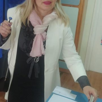 Cristina Iurişniţi: Îmi asum greșeala, regret și îmi cer scuze public pentru această greșeală
