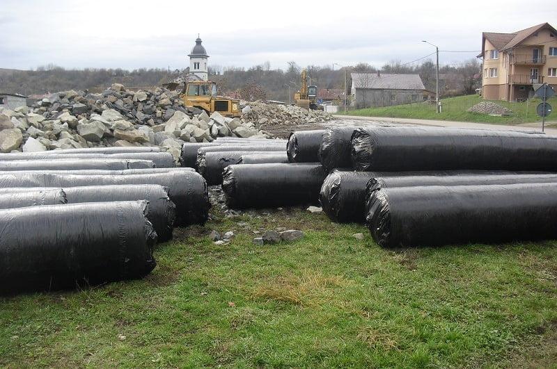 PETIȚIE privind modul dezastruos în care se regularizează râurile din Bistrița-Năsăud