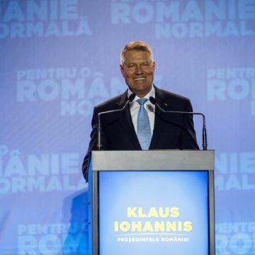 ALEGERI 2019: Principalele motive pentru a vota Klaus Iohannis – Președinte