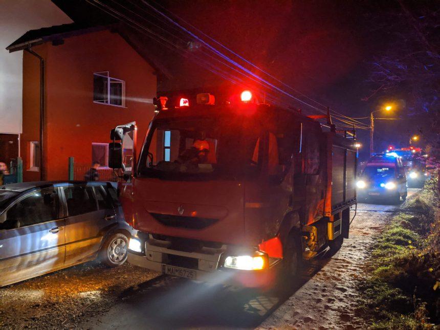 Incendiul de azi noapte ar fi pornit de la un foc aprins intenționat