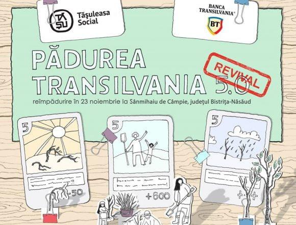 Există speranță pentru Pădurea Transilvaniei! Sute de voluntari se înghesuie să facă bine naturii:
