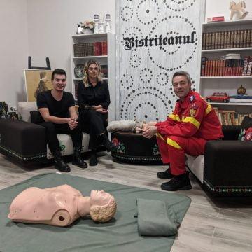 FOTO/VIDEO: TOT ce trebuie să știți despre primul ajutor, resuscitare și manevrele Heimlich