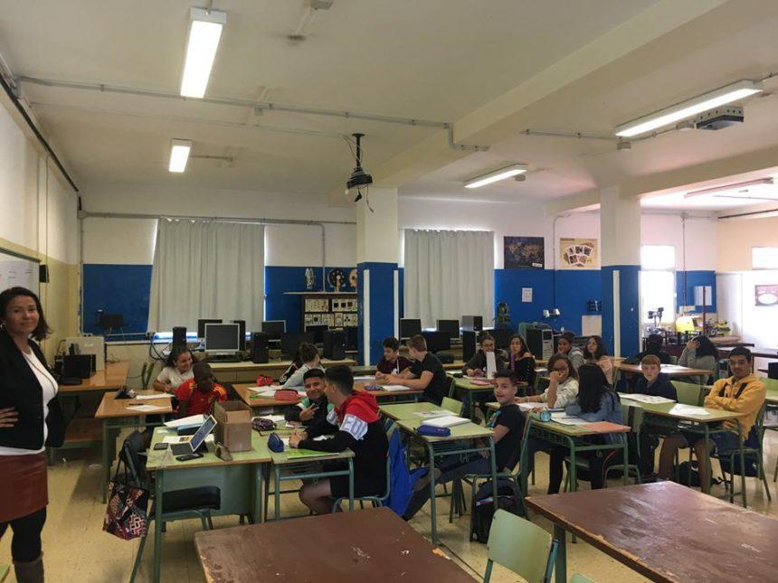 """FOTO: Despre turism și multiculturalitate, într-un nou proiect Erasmus+, la Colegiul Național """"Petru Rareș"""" Beclean"""