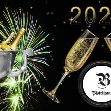 BISTRIŢEANUL.RO vă doreşte tuturor multă sănătate şi înţelepciune în 2020! La mulţi ani!