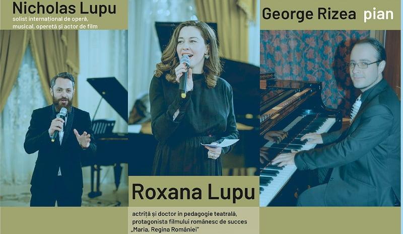 VIDEO: Actriţa care a interpretat-o pe Maria, Regina României, vine la Bistriţa!