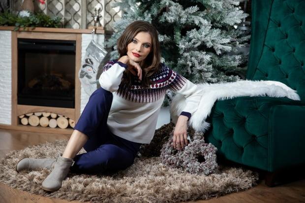 FOTO: Sense lansează colecţia de tricotaje premium din lână pură virgină şi fire de caşmir