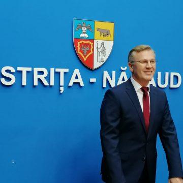 FOTO/VIDEO –  Stelian Dolha a depus jurământul: Să punem cetățeanul pe primul loc!