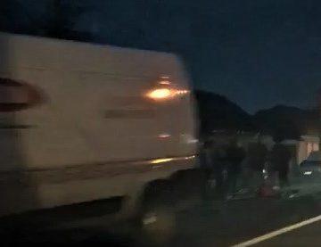 VIDEO: Pietonul accidentat ieri la Livezile, în stare GRAVĂ